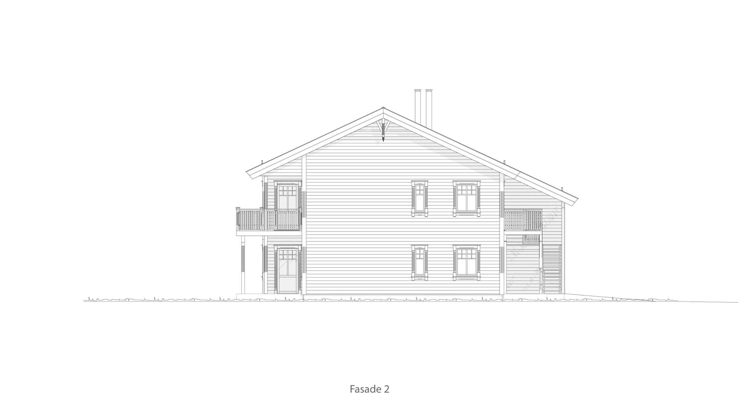 Orkanger fasade 2