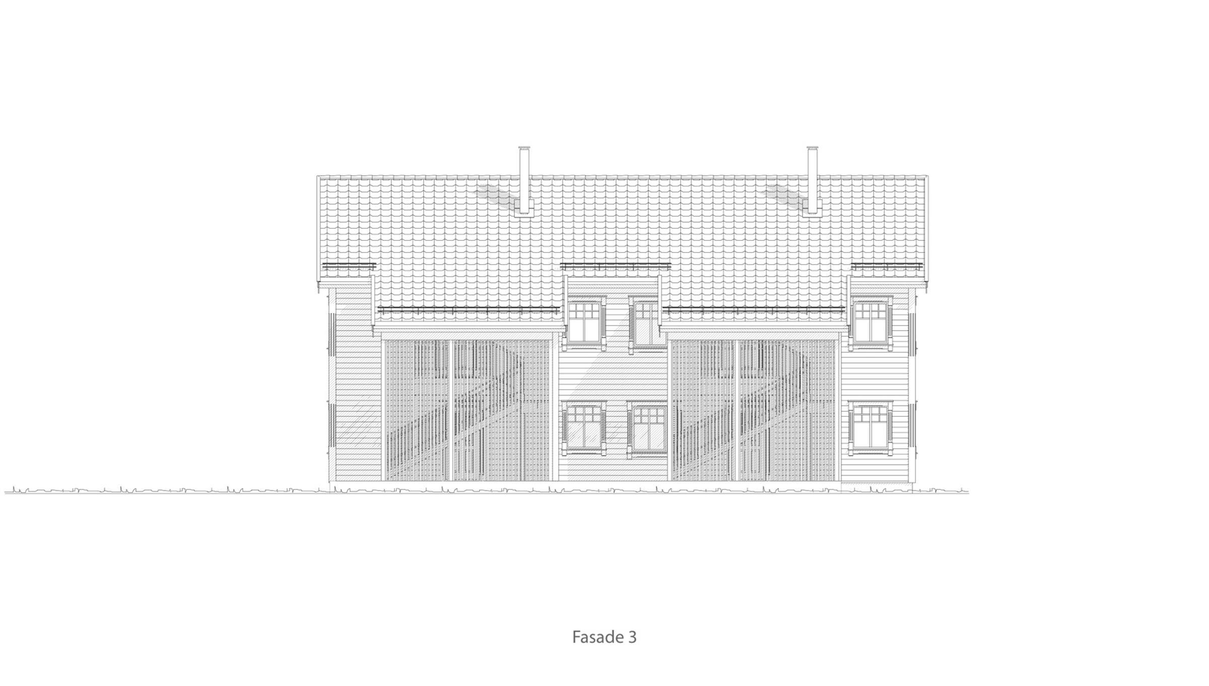 Orkanger fasade 3