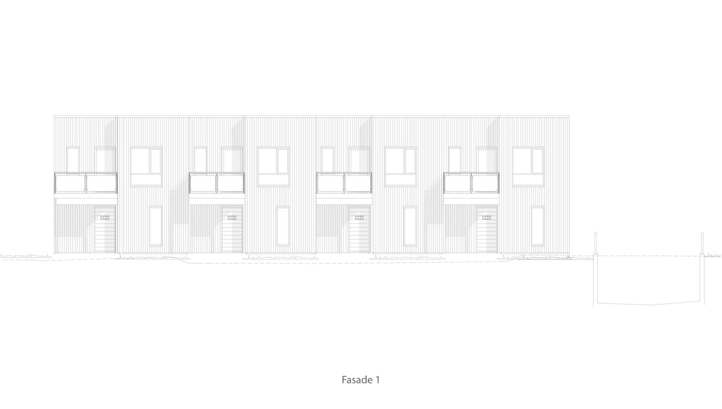 Porsgrunn fasade 1