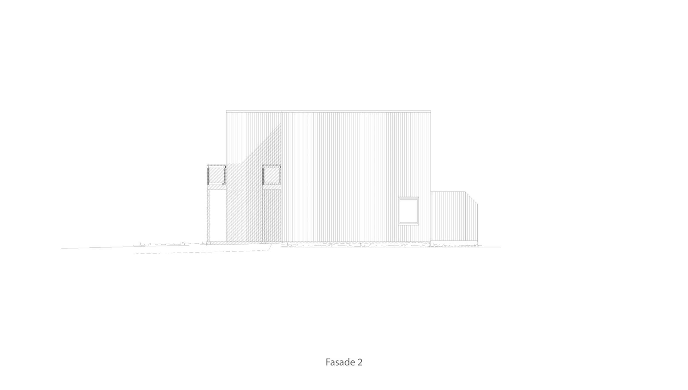Porsgrunn fasade 2