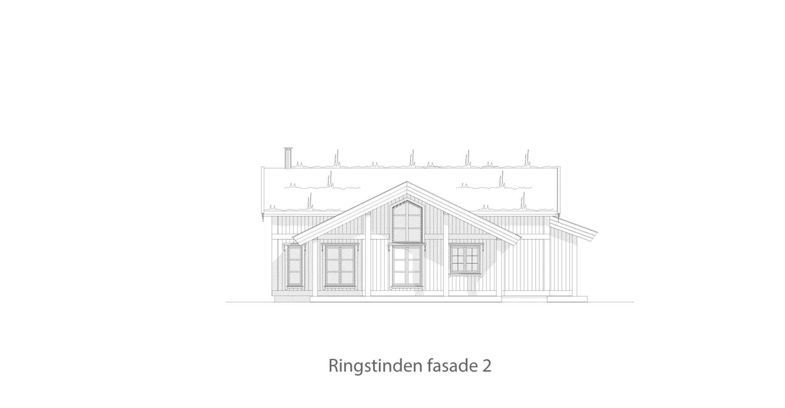 Ringstinden fasade 2