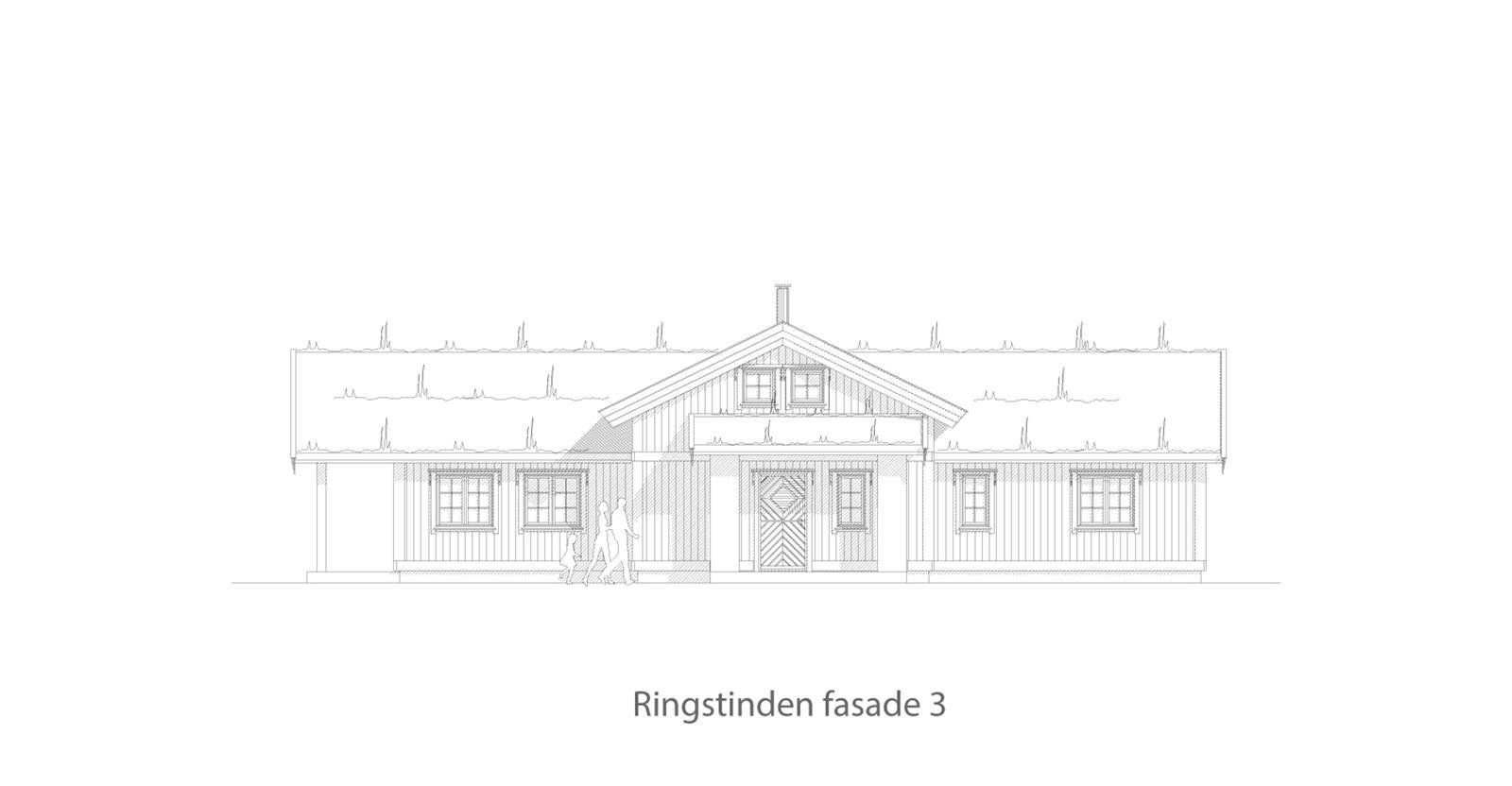 Ringstinden fasade 3