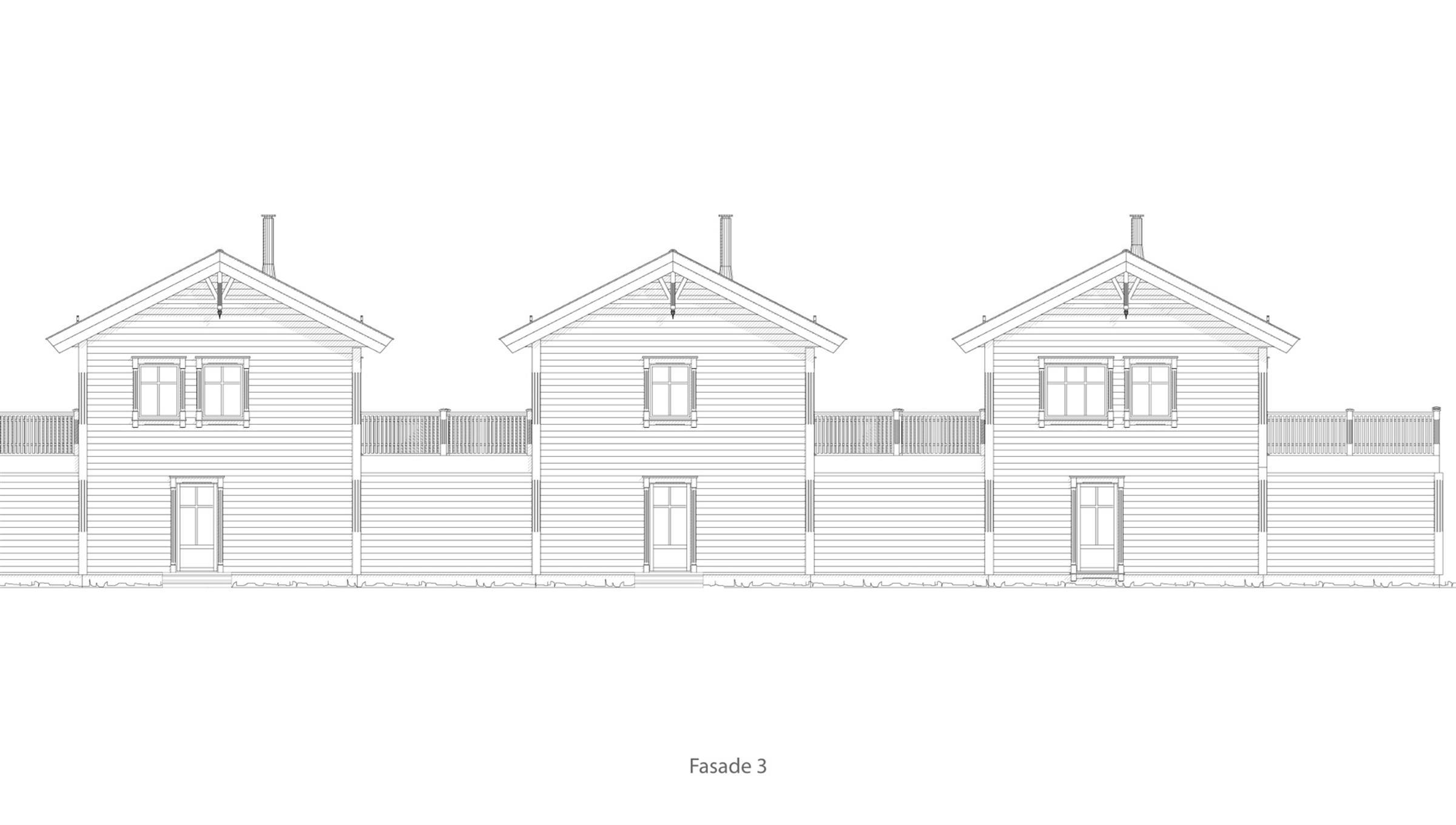 Røros fasade 3