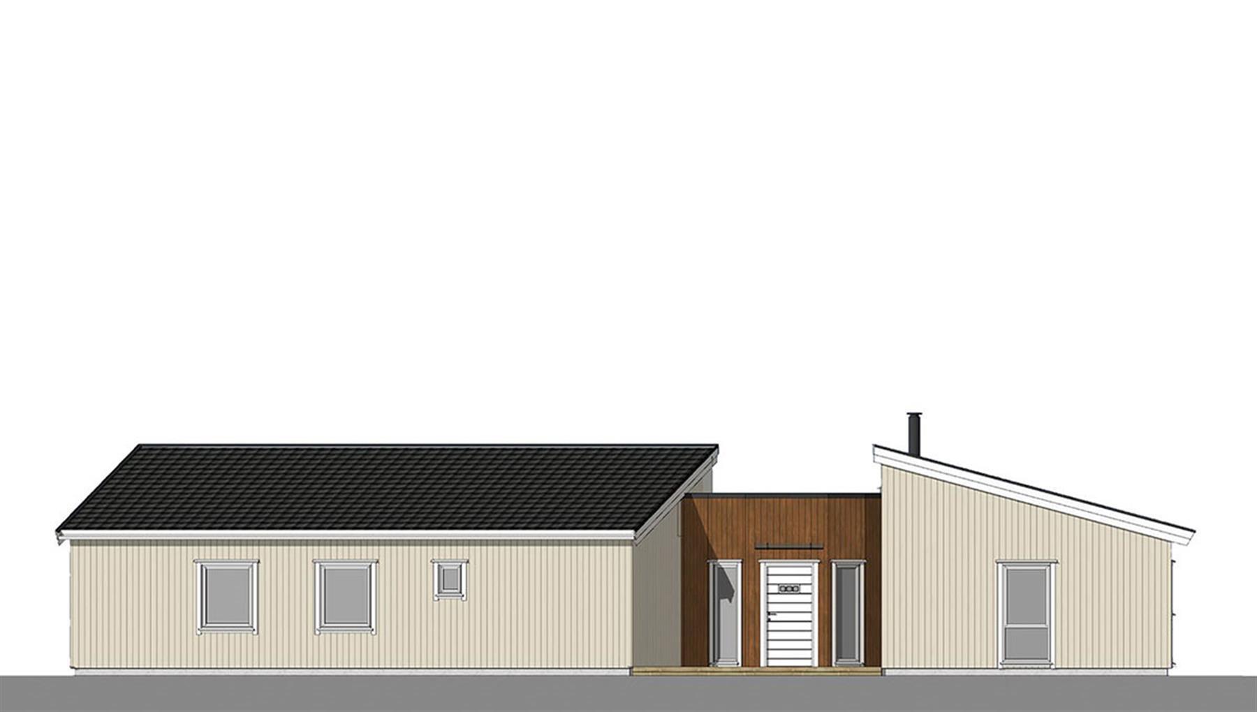 Rundøy fasade 1