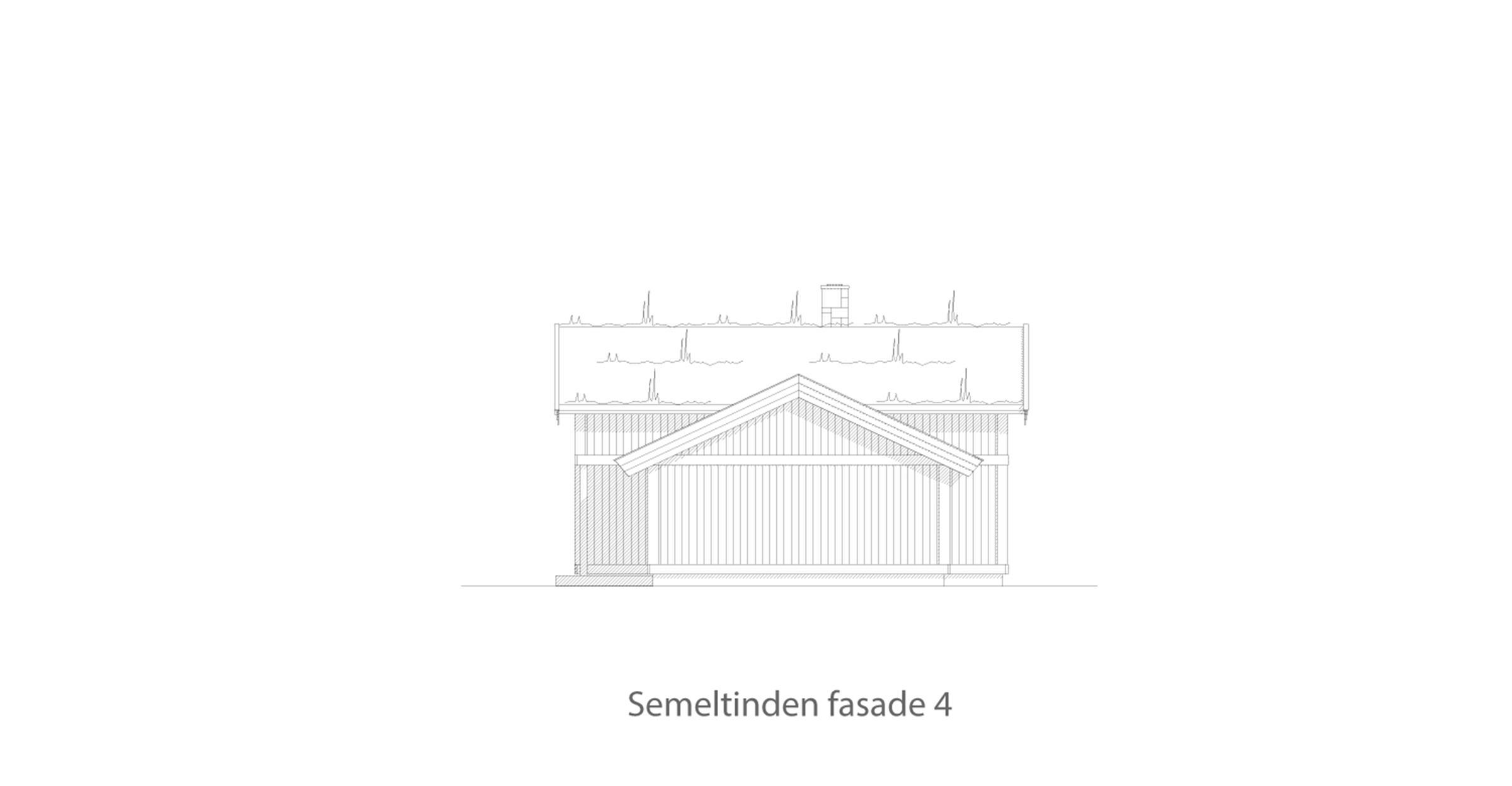 Semeltinden fasade 4