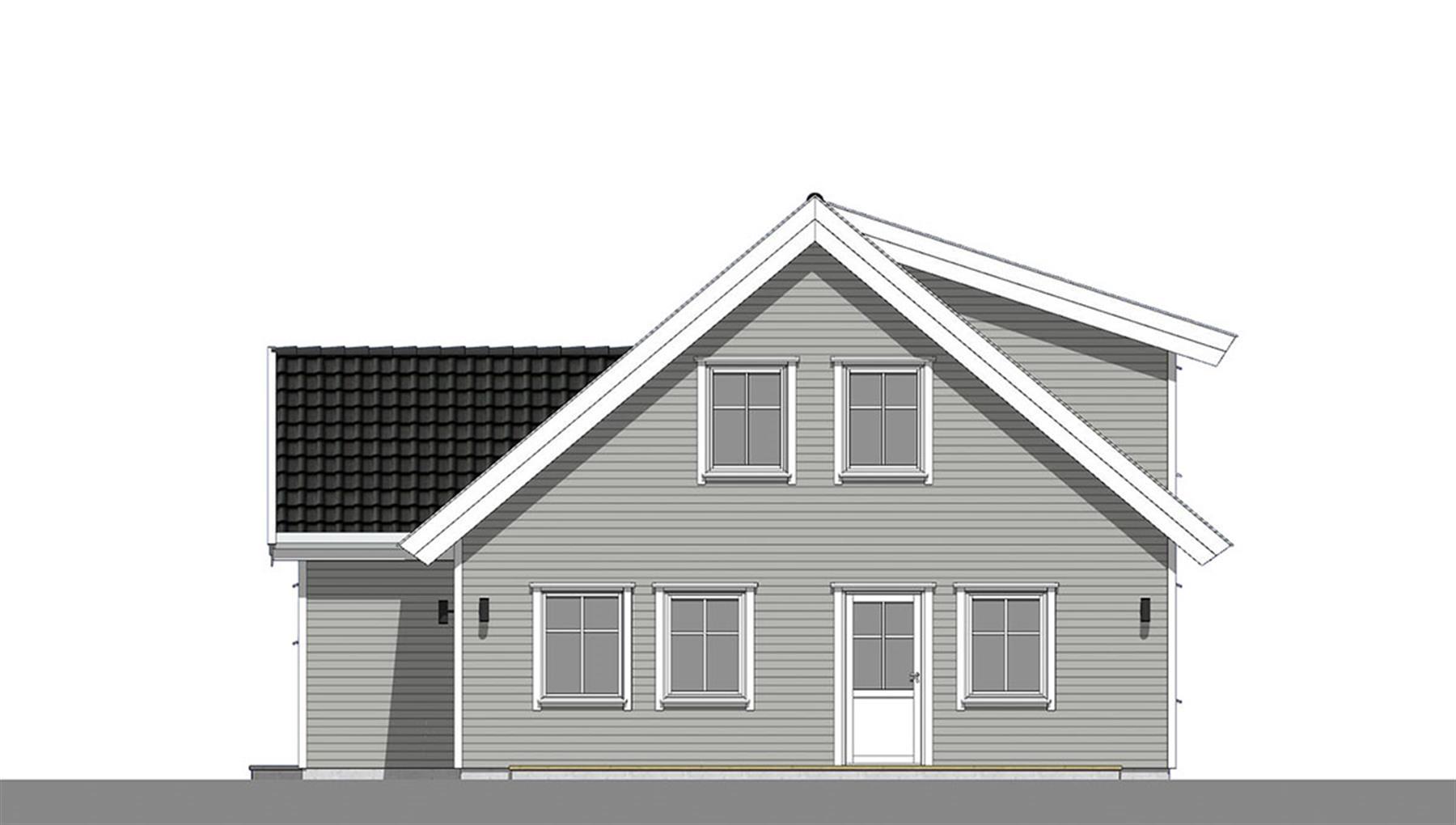 Sildemåke fasade 2