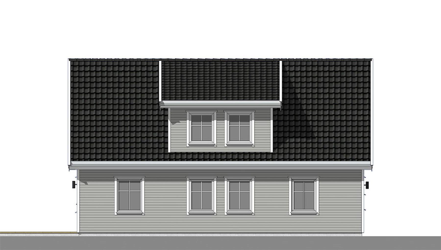 Sildemåke fasade 3