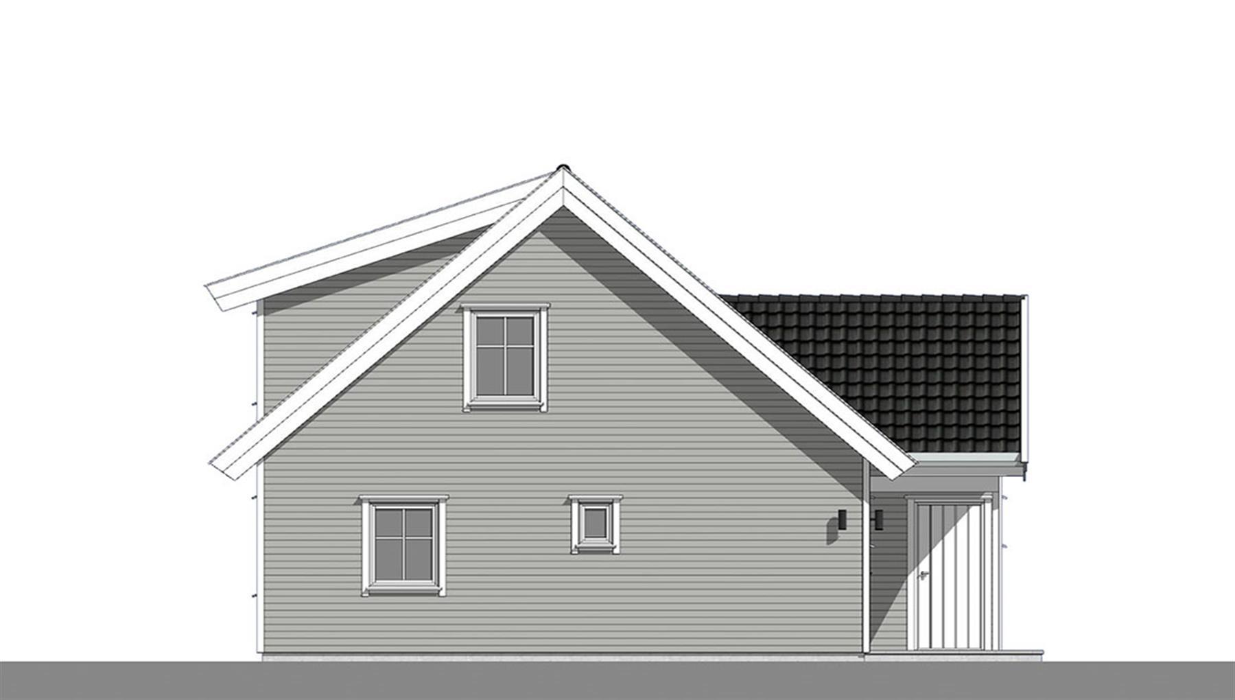 Sildemåke fasade 4
