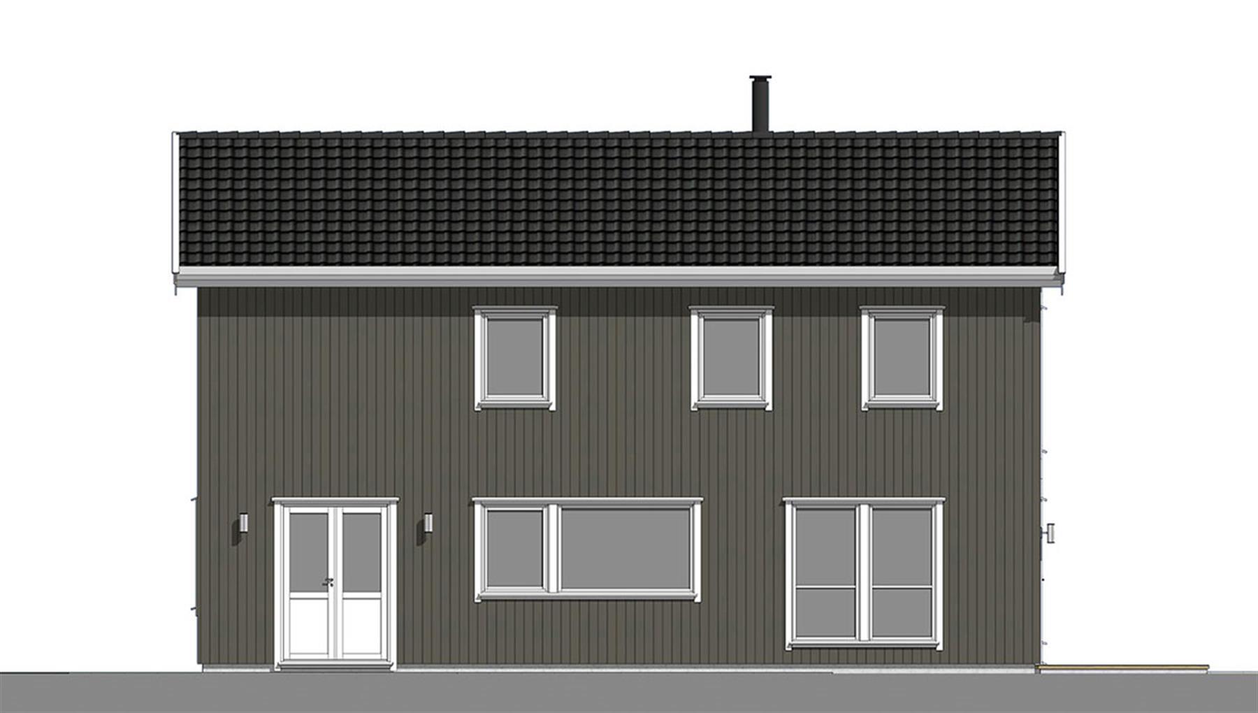 Skarv V-1 fasade 2