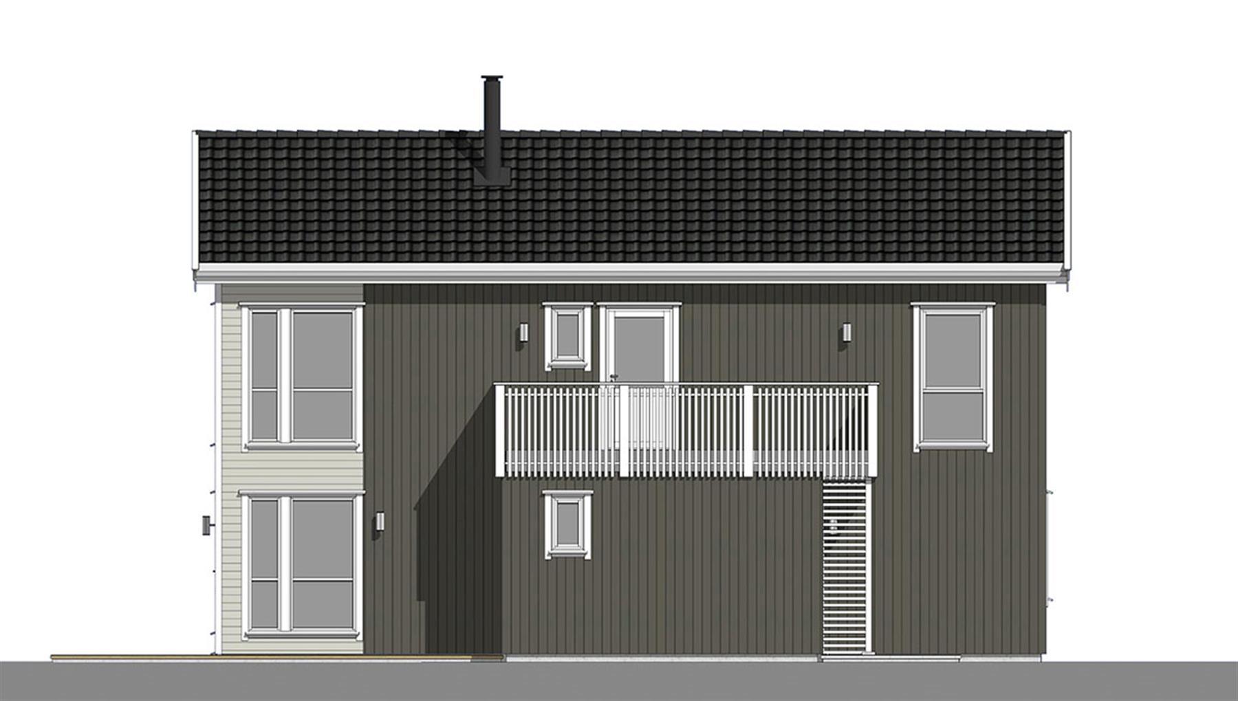 Skarv V-1 fasade 4