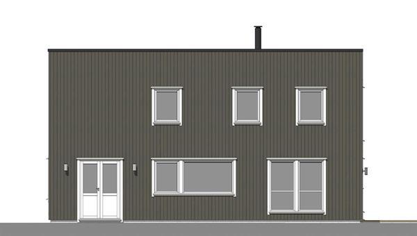 Skarv V-2 fasade 2