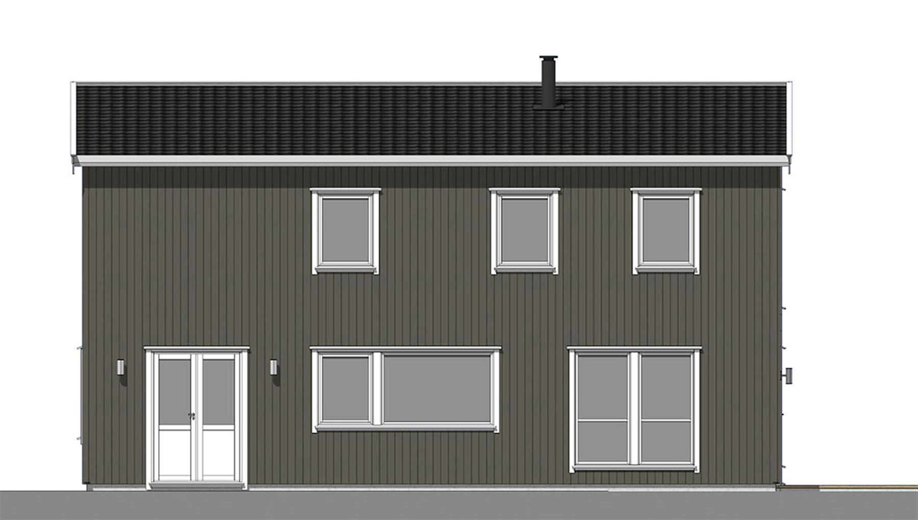 Skarv V-3 fasade 2