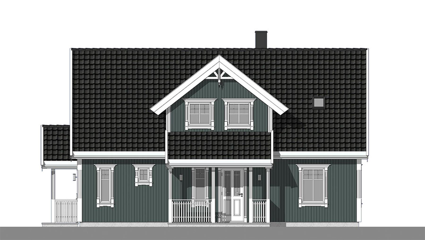 Sognefjord fasade 1