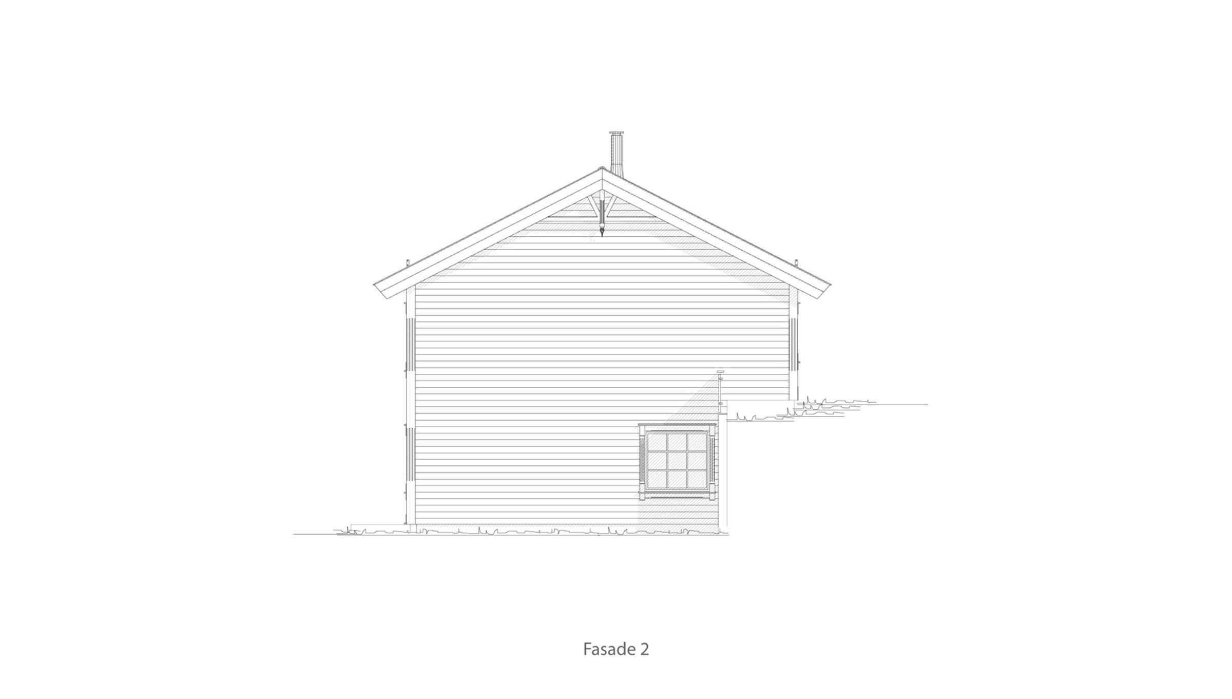 Sortland fasade 2