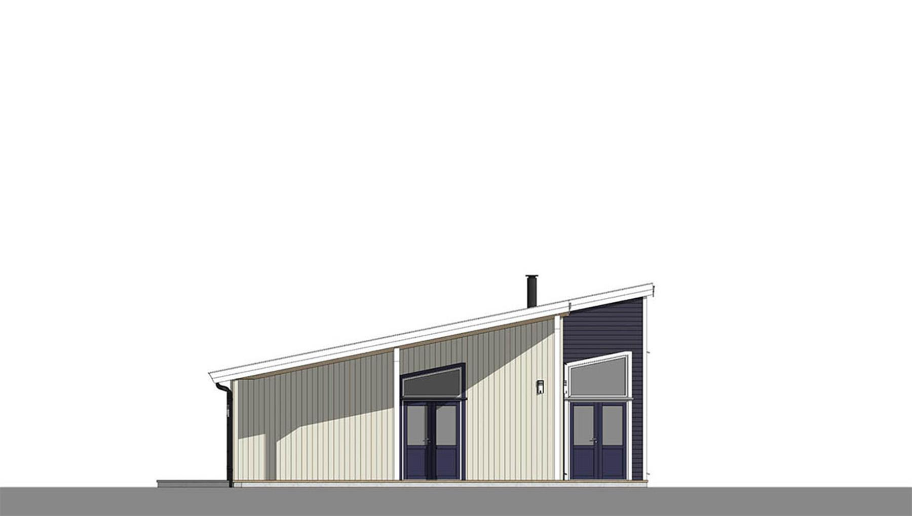 Stavøy fasade 2