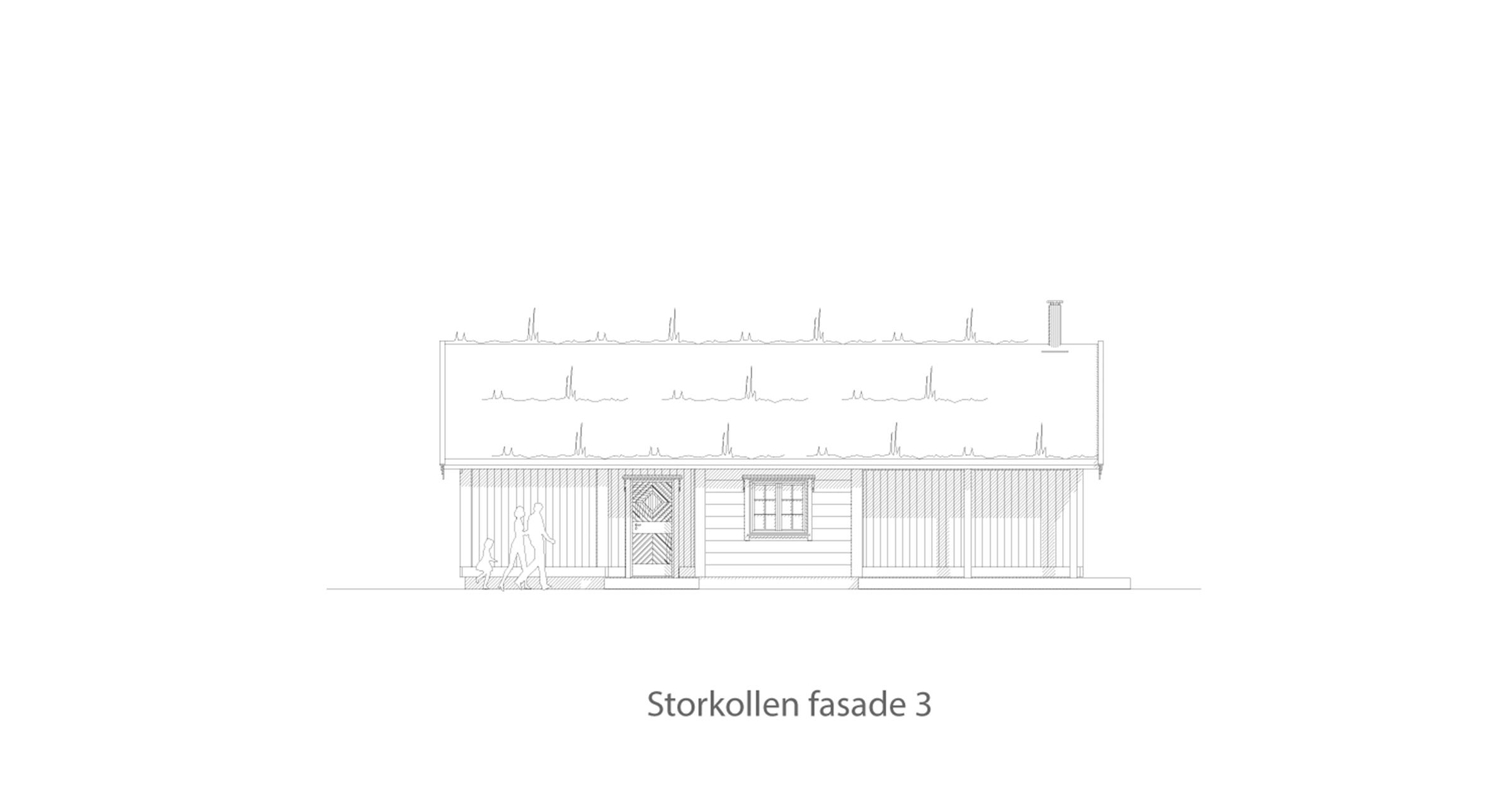 Storkollen fasade 3