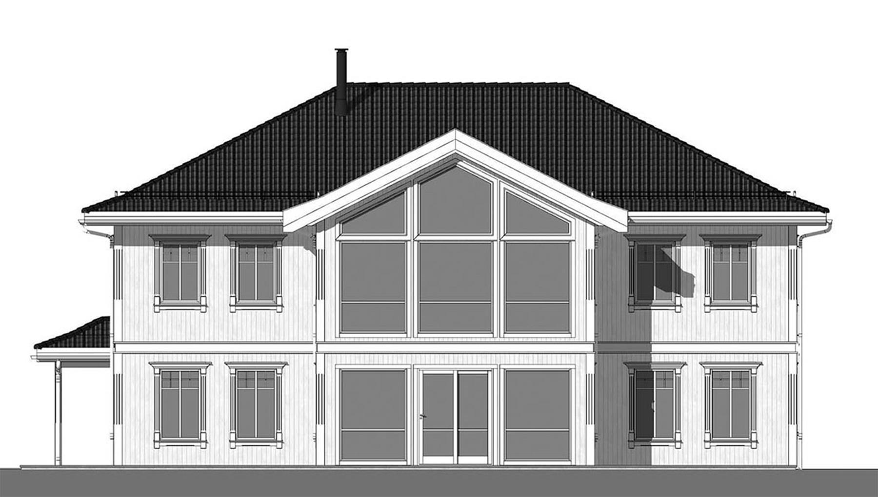 Tanafjord fasade 1