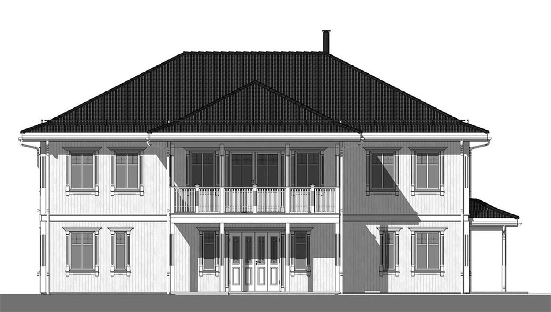 Tanafjord fasade 2