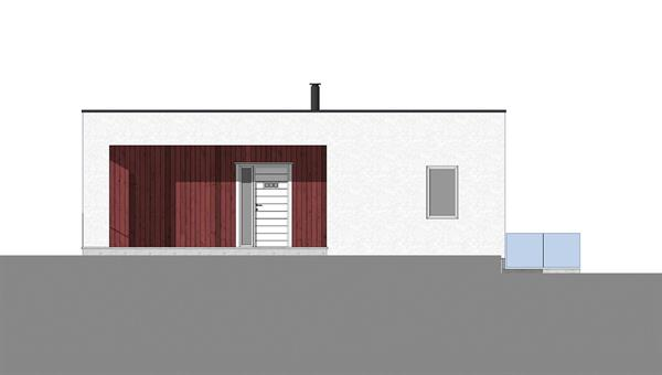 Telde fasade 1
