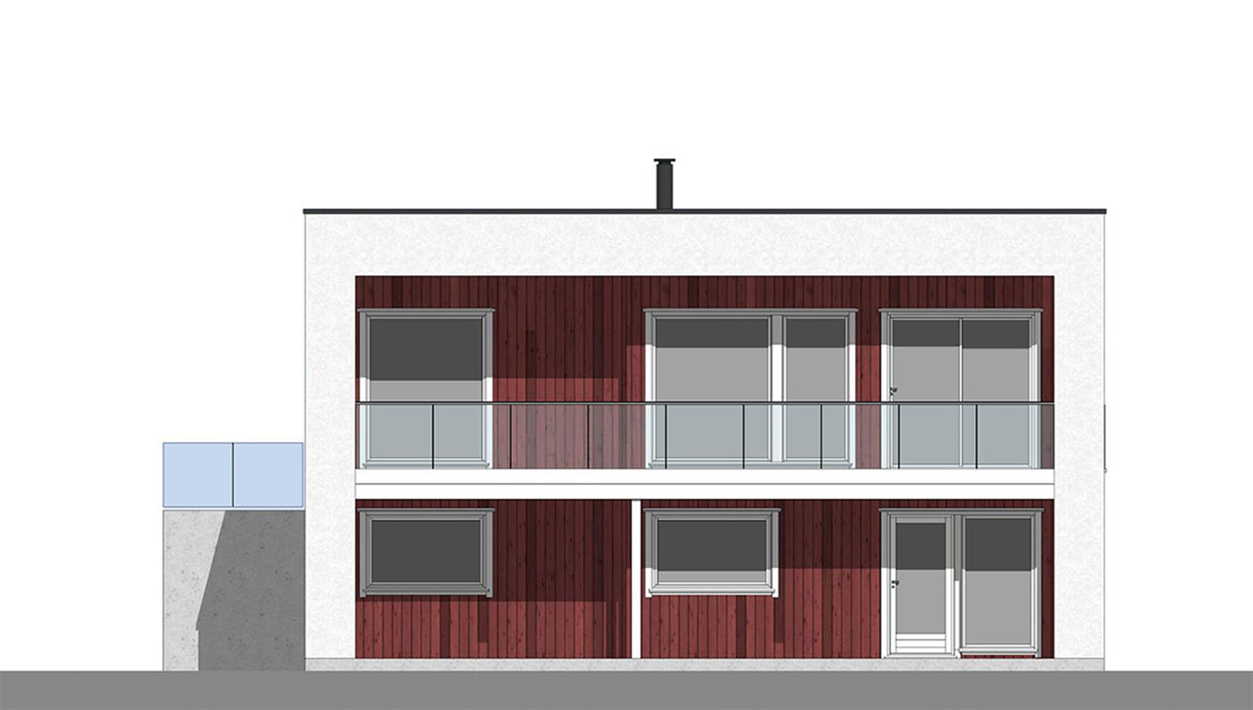 Telde fasade 3