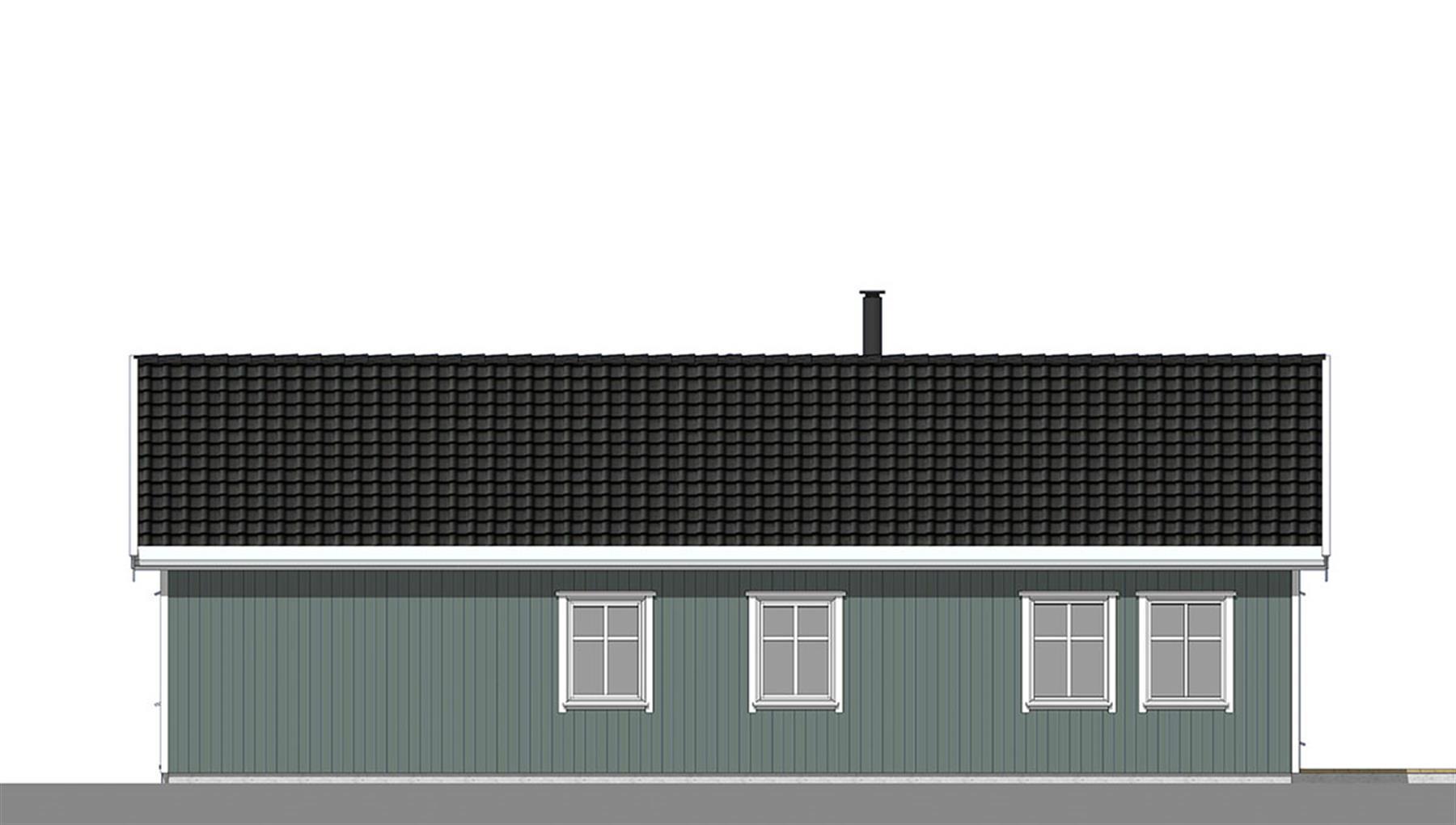 Terne fasade 2