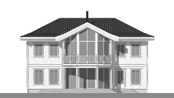 Tingvollfjord fasade 3