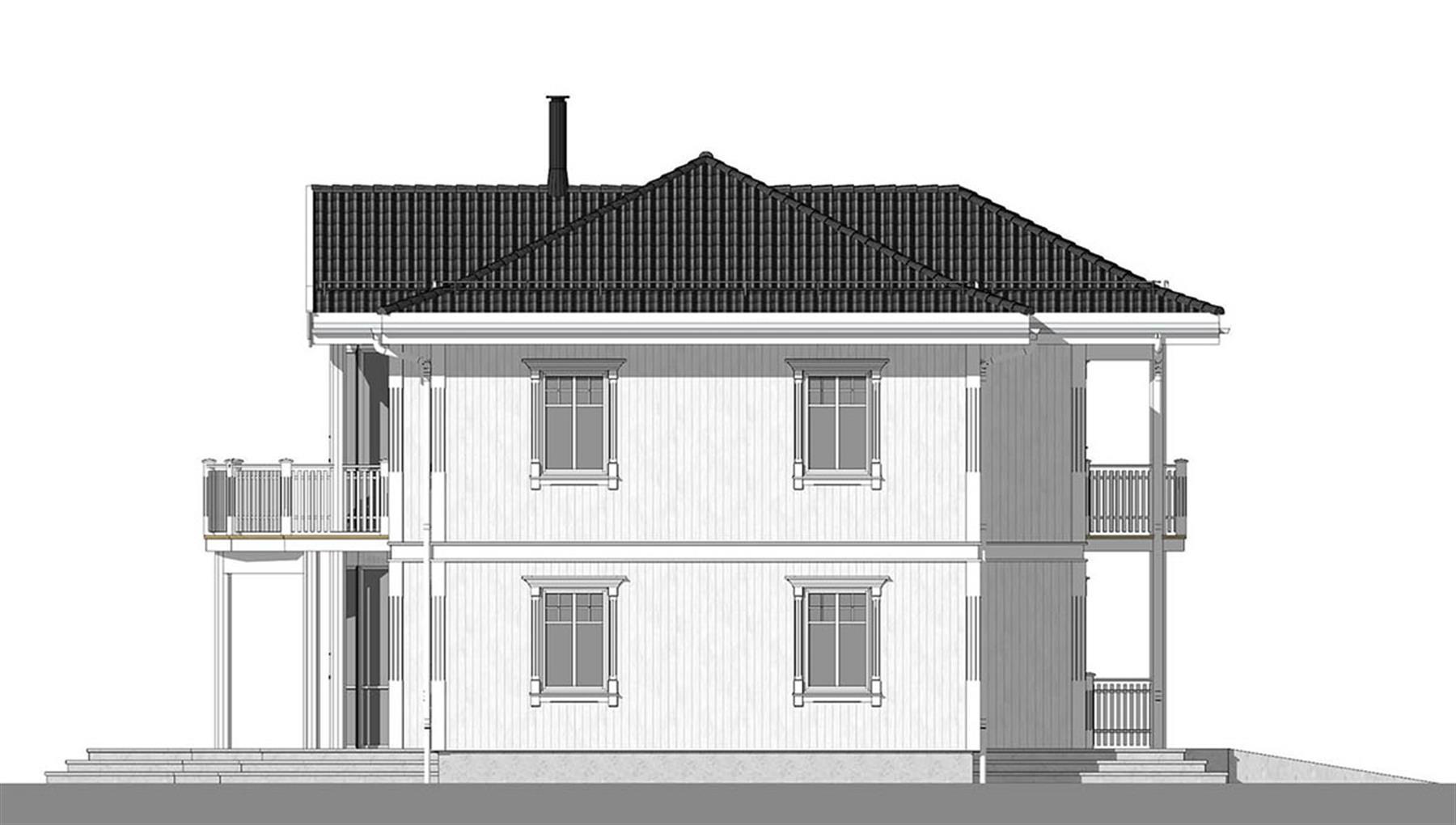 Tingvollfjord fasade 4