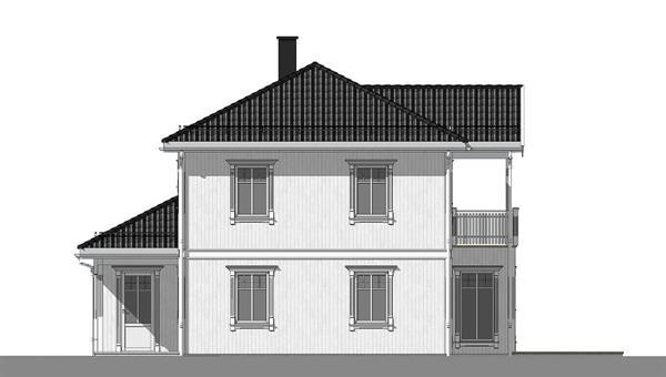 Vågsfjord fasade 2