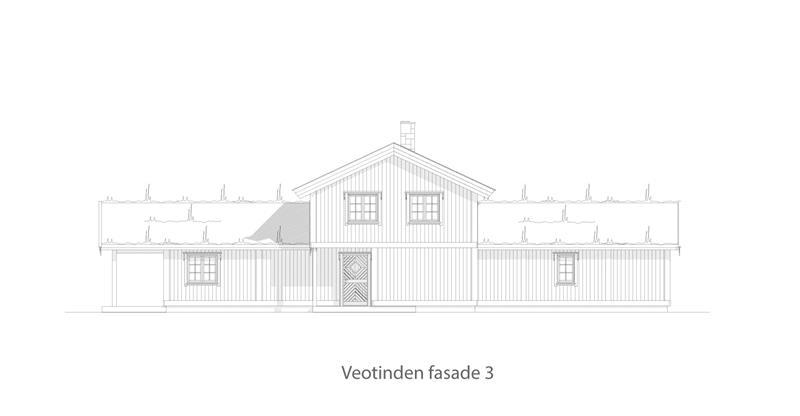 Veotinden fasade 3