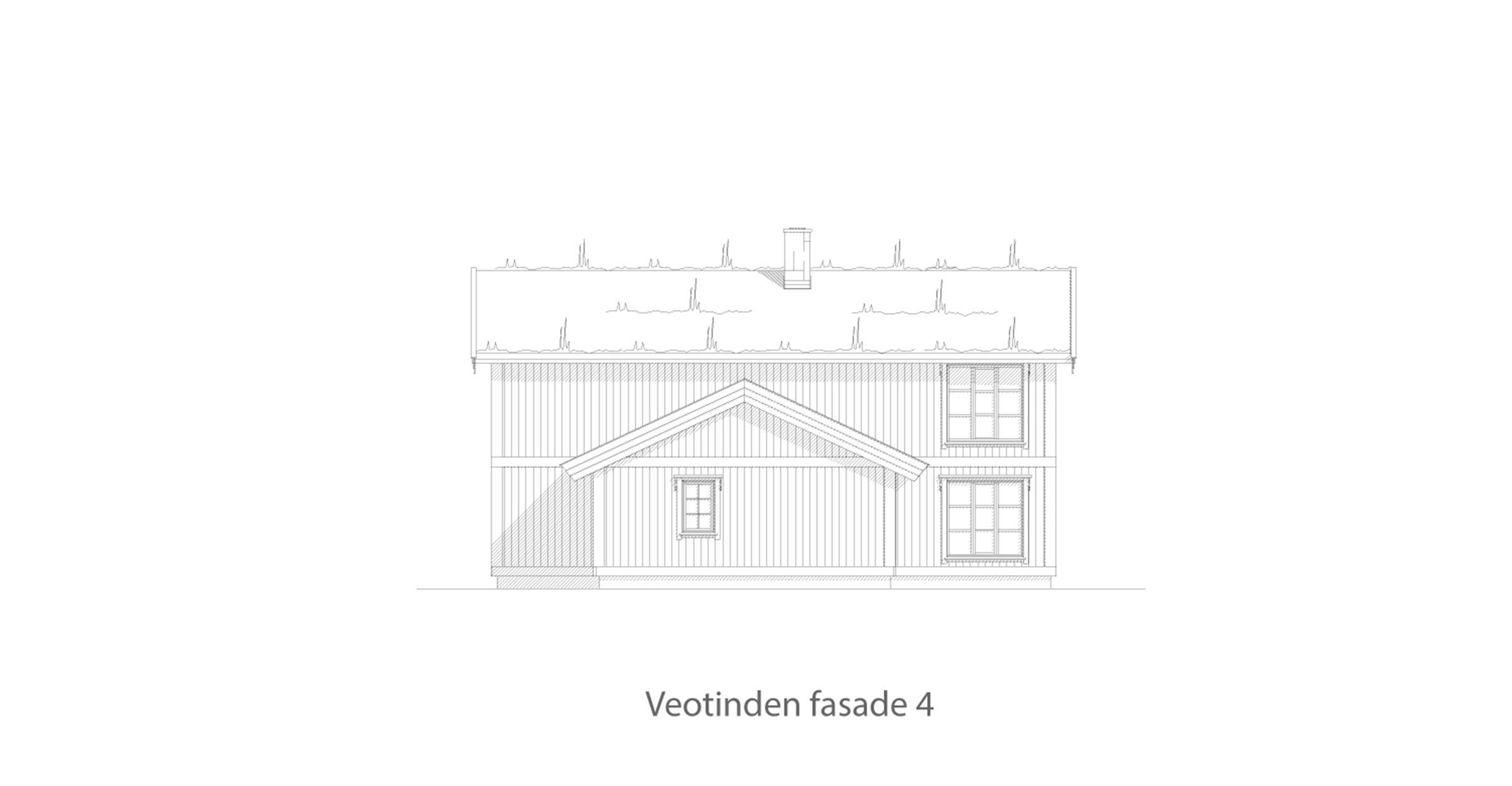 Veotinden fasade 4
