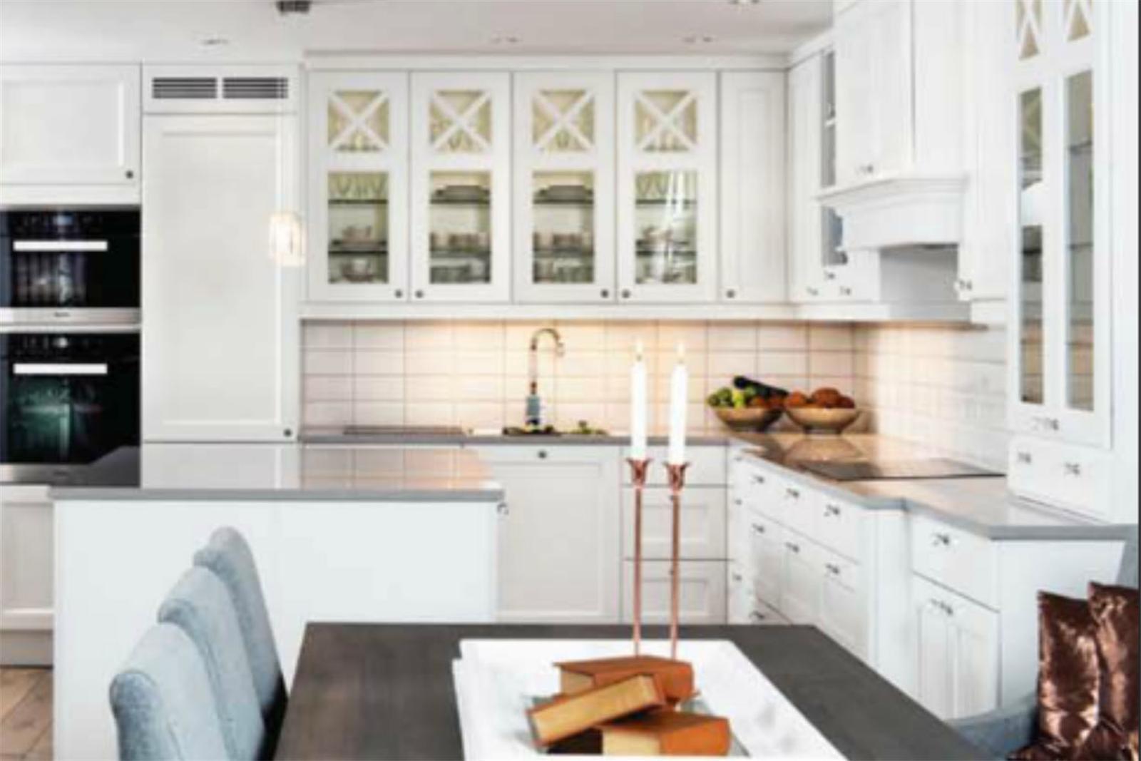 Klassisk kjøkken