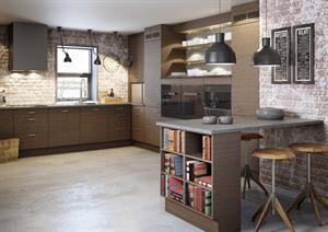 Fossline kjøkken