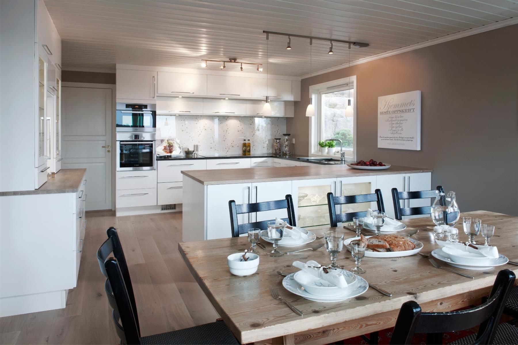 ... Norge har 47 hustyper med de beste planløsninger for moderne